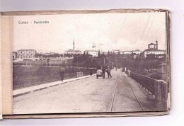 CUNEO Set Of 12 Views Of The City. Very Fine Mint Post Card Small Format - Cuneo