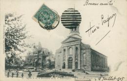 CA SAINTE HYACINTHE / Eglise Et Notre-Dame Et Monastère Des R. P. Dominicains / - St. Hyacinthe