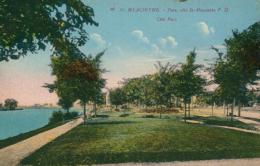 CA SAINTE HYACINTHE / Parc / CARTE COULEUR - St. Hyacinthe