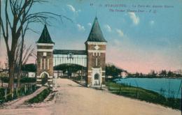 CA SAINTE HYACINTHE / La POrte Des Anciens Maires / CARTE COULEUR - St. Hyacinthe