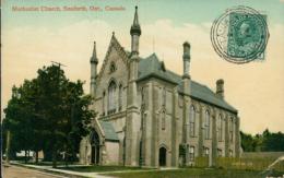 CA SEAFORTH / Methodist Church / CARTE COULEUR GLACEE - Ontario