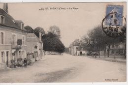 18 - CHER - BIGNY - LA PLACE - Autres Communes