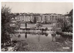 LE  HAVRE--1962--Square Saint Roch (animée,attelage D'âne),cpsm 15 X 10 N° 76.351.82 éd La Cigogne - Square Saint-Roch