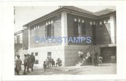 37422 ITALY SIROLO ANCONA VIEW BUILDING YEAR 1933 POSTAL POSTCARD - Italia