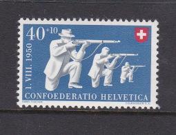 Switzerland 1950 Sorts Target Shooting, MNH - Zwitserland