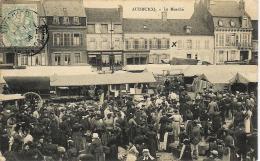 Audruicq - Le Marché - Audruicq