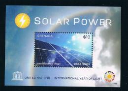 Grenada 2015 Solar Energy International New Year Bright New 1M - Grenada (1974-...)