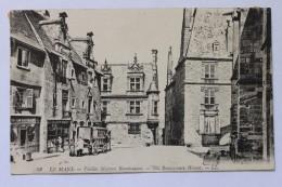 FRANCE, LE MANS, Vieilles Maisons Renaissance / Old Renaissance Houses - Le Mans