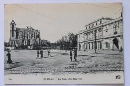 FRANCE, LE MANS, La Place Des Jacobins - Le Mans