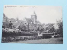 Environs De Huy Château De Bonne Espérance à Tihange ( N° 48 ) Anno 1911 ( Zie Foto Voor Details ) !! - Hoei