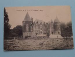 Le Château D'Ahin - Environs De Huy - Anno 19?? ( Zie Foto Voor Details ) !! - Hoei