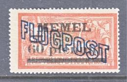 MEMEL  C 1   * - Memel (1920-1924)