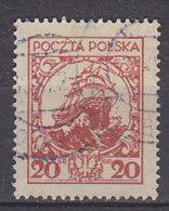 PGL - POLAND Yv N°316 - Oblitérés