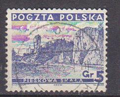 PGL - POLAND Yv N°379 - Oblitérés