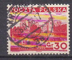 PGL - POLAND Yv N°384 - Oblitérés