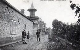 78 Flins-Neuve-Eglise La Tour Henriot 1912 - Francia