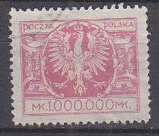PGL - POLOGNE Yv N°285 - 1919-1939 Repubblica