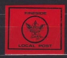 États-Unis United States FIRESIDE LOCAL POST ** MNH . . . . [BW04] - Errors, Freaks & Oddities (EFOs)
