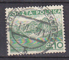 PGL - POLOGNE Yv N°380 - Oblitérés