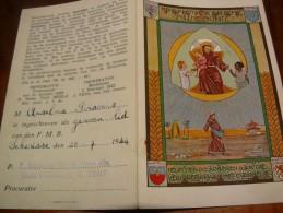 Minderbroedersorde Anselma Persoons Schorisse 1944 - Religione & Esoterismo