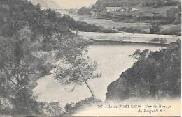 Ile De Port Cros - Vue Du Barrage - France
