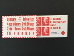 1979**) Queen Margrethe Michel MH 27 Mit H.Bl 17 - Markenheftchen