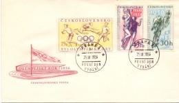 PRHAHA OLYMPIC GAMES 1956  (M160188) - Giochi Olimpici