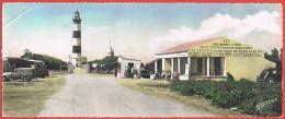 17 - OLERON - SAINT DENIS - Le Phare à La Pointe De Chassiron - CARTE PANORAMIQUE - Ile D'Oléron