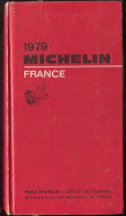 GUIDE MICHELIN 1979 - Michelin-Führer