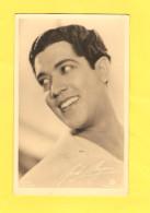 Postcard - Film, Theatre, Actor, Jose Mojica     (22527) - Schauspieler