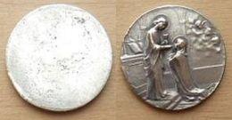 Mada-840 Médaille Ancienne Destinée à être Mise Dans Porte-monnaie, Dépourvue De Bélière Anagramme GD - Religion & Esotérisme
