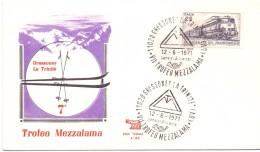 ROMA FDC TROFEO MEZZALAMA 1971  (M160205) - Giornata Del Francobollo