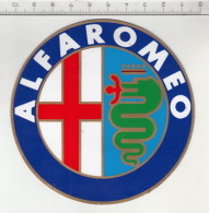 Alfaromeo ° Autocollant / Adesivi / Aufkleber / Stickers - Autocollants