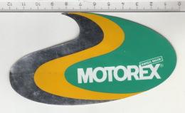 Motorex Swiss Made ° Autocollant / Adesivi / Aufkleber / Stickers - Autocollants