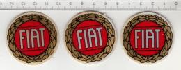 Fiat ° Autocollant / Adesivi / Aufkleber / Stickers - Autocollants