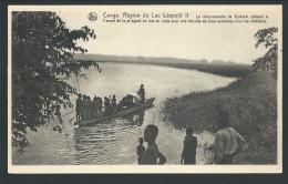 CPA - Afrique - Congo Belge - Région Lac Leopold II - Missionnaire De Bokoro ...en Route...chez Les Chrétiens - Nels  // - Belgisch-Kongo - Sonstige