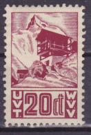 Swiss Revenue Stempelmarke UVT WVV - Fiscali