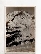 Le Mont-Blanc Vu Du Mont D'Arbois - France