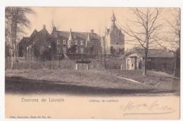 Leefdaal: Château. - Bertem