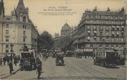 4152- Le Pont Saint-Michel  -ed. E L D - District 05