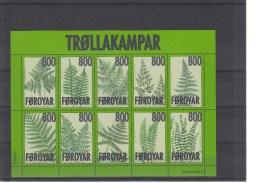 Foroyar - Pflanzen Und Botanik