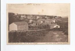 LA CHAPELLE GRAILLOUSE (ARDECHE) VUE GENERALE ROUTE DU LAC D'ISSARLES - Francia