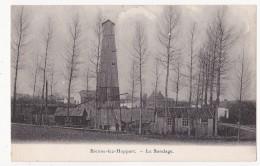 Bienne-lez-Happart: Le Sondage.Proefboortoren. - Lobbes
