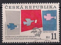 Tschechien  (1994)  Mi.Nr.  48  Gest. / Used  (er33) - Tschechische Republik