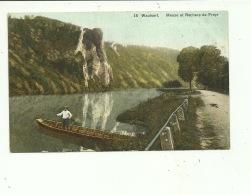 Waulsort Meuse Et Rochers De Freyr SBP Couleur No 15 - Hastière