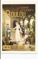 BOULOU LA SANTE PAR L EAU - Advertising
