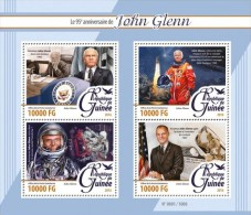 Guinea. 2016 John Glenn. (112a)