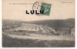 DEPT 23 ; Camp De La Courtine , Les Tentes - La Courtine