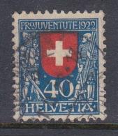 Switzerland Pro Juventute 1922 40c Switzerland Used - Pro Juventute