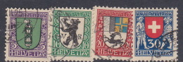 Switzerland Pro Juventute 1925 Used - Pro Juventute
